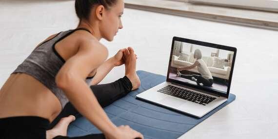 Vynikajúce cvičenia na doma: 5 či 10 lekcií jogy alebo Zdravého chrbta (online aj zo záznamu)/Bratislava