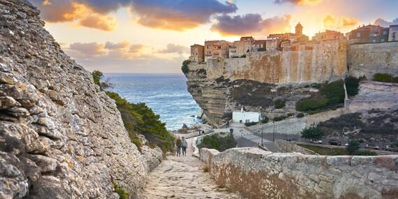 Kúpanie a spoznávanie čarovných ostrovov Sardínia a Korzika letecky z Bratislavy/Sardínia a Korzika - Taliansko