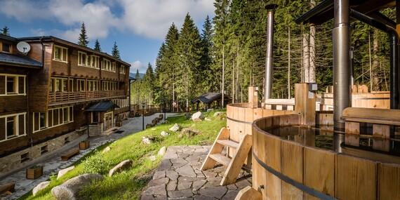 Dovolenka pod Chopkom v legendárnom hoteli Björnson s fínskymi kúpacími kaďami / Demänovská Dolina – Jasná