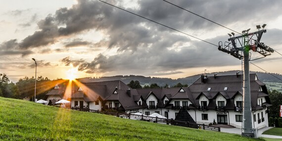Na Veľkú noc a predĺžené víkendy v máji: Obľúbený Kompleks Beskid*** len 20 min. od Rabkolandu/Poľsko - okolie Rabka-Zdrój