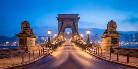Pohodlie v Mediterran Hoteli Budapest**** s neobmedzeným wellness a dlhou platnosťou / Maďarsko - Budapešť