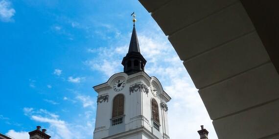 Pobyt pre dvoch pri zámku Lysice na Južnej Morave s polpenziou, bazénom a wellness za polovicu/Česko - Južná Morava - Lysice