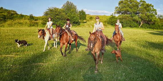 Letný detský tábor s jazdou na koňoch a zábavou v aquaparku/Laskár