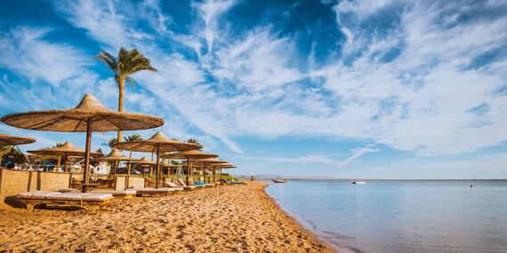 FIRST MINUTE: All inclusive dovolenka v Egypte v 4* alebo 5* hoteli / Egypt