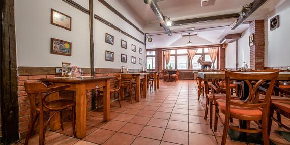 Grilované rebierka v medovo-pikantnej marináde alebo GrilMix v bratislavskom Mamut pube/Bratislava - Staré Mesto