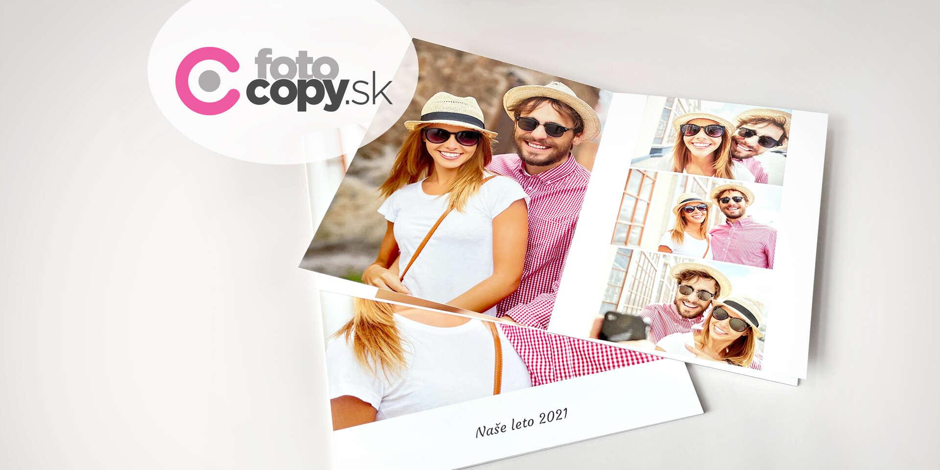 Panoramatická fotokniha s plochou väzbou (Lay-Flat) a extra hrubými stranami, ktorá uchová vaše spomienky na dlhé roky