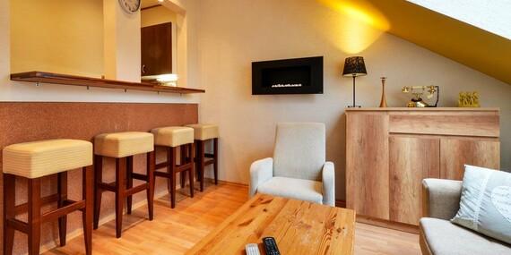 Apartmánový hotel v pokojnom prostredí Malých Karpát na okraji Bratislavy (1 km od TV Markíza)/Bratislava – Marianka