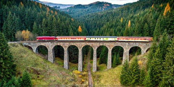Holiday Resort Telgárt mezi třemi národními parky a jen 4 minuty pěšky od slavného viaduktu / Telgárt