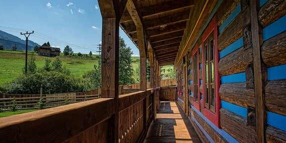 Elegantné ubytovanie v Mountain Resort River v polpenziou/Belianske Tatry - Ždiar