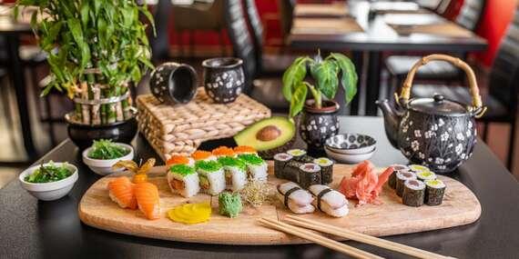 Fugu Sushi: Pravé japonské sushi od majstrov v Starom Meste/Bratislava – Staré Mesto