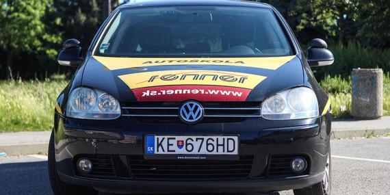 Do auta pohodlne a s úsmevom vďaka kondičným jazdám/Košice