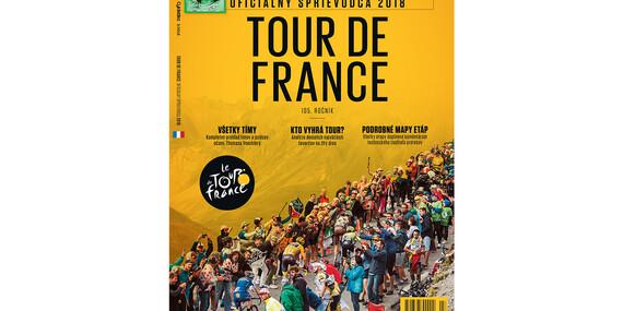 Ročné predplatné časopisov Biker a Cyklistika s cyklomapami a sprievodcom Tour de France 2020/Slovensko