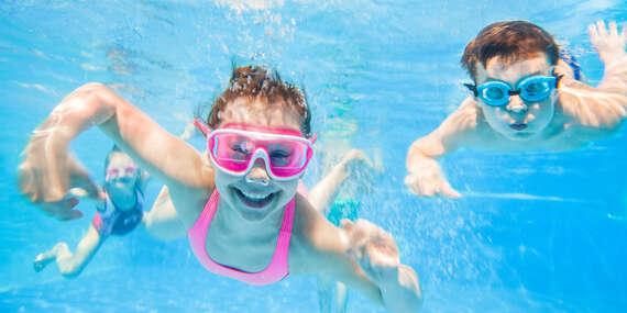 Celodenný vstup na letné kúpalisko Sun Park Sídlisko III. pre dospelého alebo dieťa / Prešov
