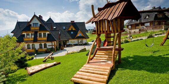 Výborně hodnocený polský hotel Redyk *** s polopenzí a neomezeným vstupem do SPA/Polsko - Zab v Zakopanom