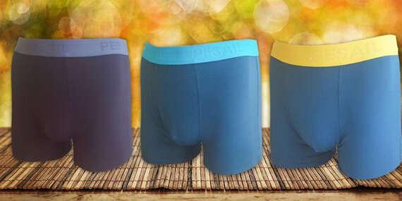 Výhodné balení bambusových kalhotek nebo pánských boxerek/Slovensko