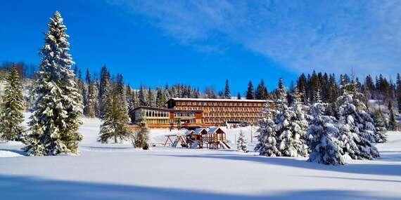 Dovolenka v hoteli Magura hneď pri svahu SKI MONKOVA DOLINA / Vysoké Tatry - Ždiar
