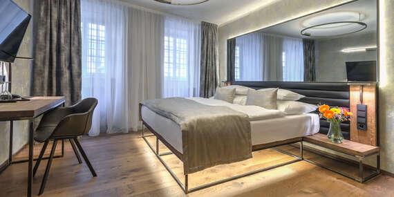 Dizajnový hotel Waldstein**** v najatraktívnejšej časti Prahy priamo pod hradom/Praha - Česko