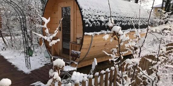 Zážitkový pobyt v Rakúsku vo vyhrievaných drevených bareloch pri lanovom parku/Rakúsko - Niederoblarn