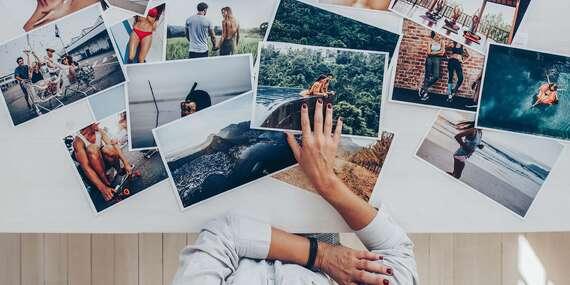 Tlač digitálnych fotografií na kvalitný papier s doručením/Slovensko