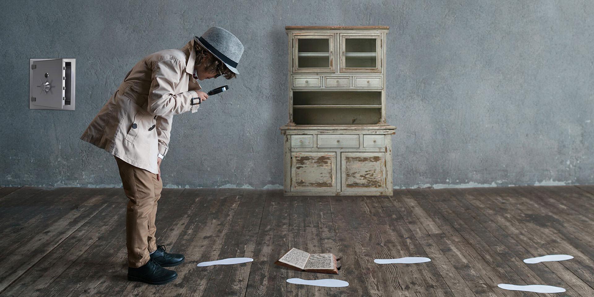 Prvý escape room na Liptove - Rebus Room je interaktívna, logická úniková hra