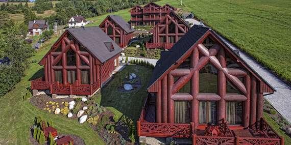 Elegantné ubytovanie v penzióne Mountain Resort River s polpenziou/Belianske Tatry - Ždiar
