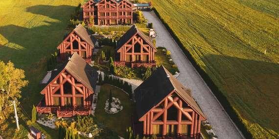 Romantika v luxusnom Mountain Resort Apartments uprostred Belianskych Tatier/Belianske Tatry - Ždiar