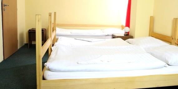 Levné ubytování v Praze v hotelu TJ Chodov se snídaní a parkováním v ceně/Praha 11 - Chodov