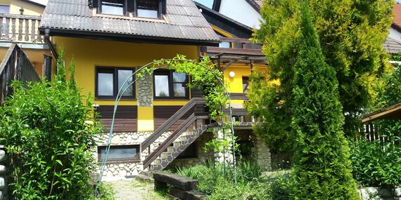 Dovolenka v Tatrách s celodenným vstupom do AquaCity Poprad/Vysoké Tatry - Stará Lesná