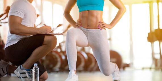 Cvičenia s osobným fitness trénerom - nedovolí, aby vaše predsavzatia zlyhali / Bratislava - Nové Mesto