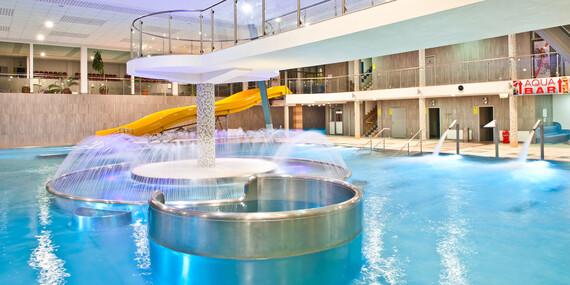 Vstup do obľúbeného aquaparku AquaRelax Dolný Kubín - oddych a zábava na jednom mieste/Dolný Kubín