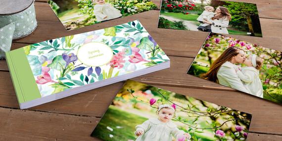 Kvalitná tlač fotografií alebo sharebook s dlhou farebnou životnosťou/Slovensko