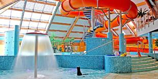 Pre najmenších členov rodiny je v Olze pripravený detský bazén