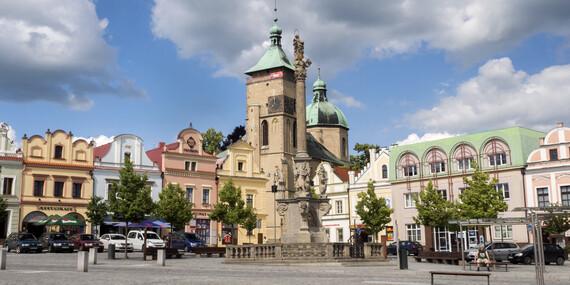 Relaxační pobyt v penzionu Hurikán pro 2 osoby s polopenzí, wellness, masáží a platností až do konce roku 2020/Vysočina: Havlíčkův Brod