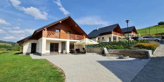 Rodinná dovolenka vo vlastnej chatke s množstvom možností na výlety / Krušetnica - Orava