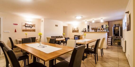 Designový Hotel Golf Garni*** v Mikulově se snídaní a vstupem do privátní sauny/Jižní Morava - Mikulov