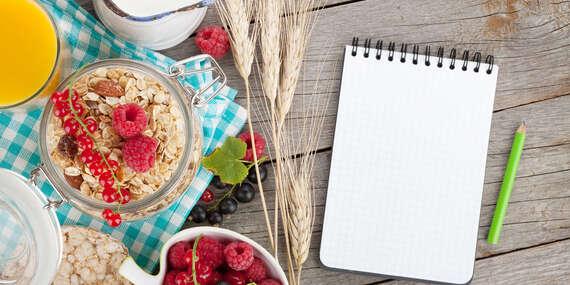 Individuálny týždenný alebo dvojtýždňový stravovací plán pre ženy na chudnutie + darček ku každému jedálničku/Slovensko