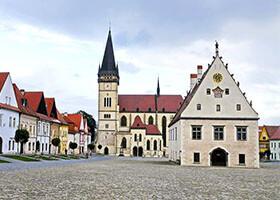 Bardejov - Miss Slovensko medzi mestami
