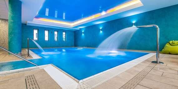 Výnimočný zážitok v hoteli PANORAMA****: Wellness, masáž alebo lahodné menu / Trenčianske Teplice