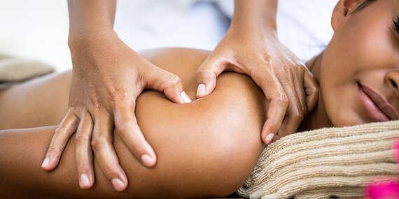 Bali olejová aróma masáž v Siam Retreat Thai Massage/Banská Bystrica