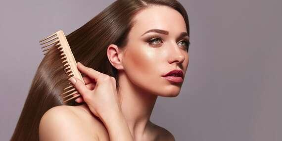 Lesklé a krásne vlasy s brazílskym keratínom/Žilina