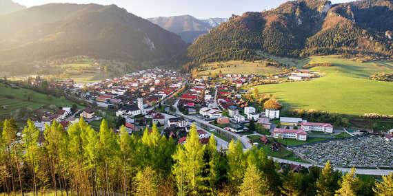 Objevte Terchovou v penziónu Goral. Jeden z nejkrásnějších krajů Slovenska/Terchová