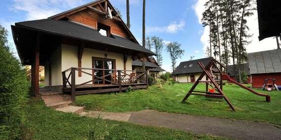 Chaty a domky Aplend pro 4 osoby přímo ve Vysokých Tatrách se saunou a množstvím slev / Veľký Slavkov