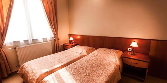 Víkendová romantika pre náročných, strávte čas s niekým špeciálnym v Park Hoteli Tartuf/Beladice