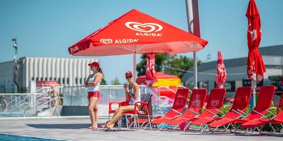 Zábava ve vodním světě a relax ve wellness v Aquaparku Trnava/Slovensko - Trnava