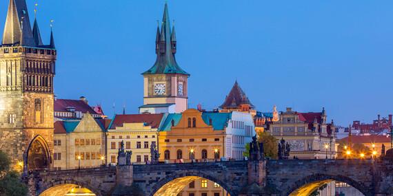 Moderní apartmány jen 300 m od Staroměstského náměstí a 500 m od Karlova mostu/Praha