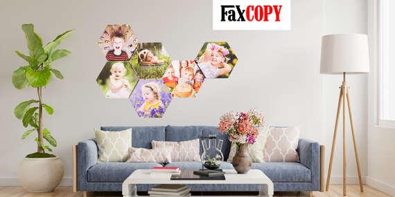 HEXA fotoobraz z vašej fotografie na oživenie vašich priestorov s možnosťou odberu až v 40 predajniach FaxCOPY/Slovensko