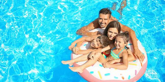 Rodinná dovolenka v Štúrove hneď pri kúpalisku Vadaš / Štúrovo