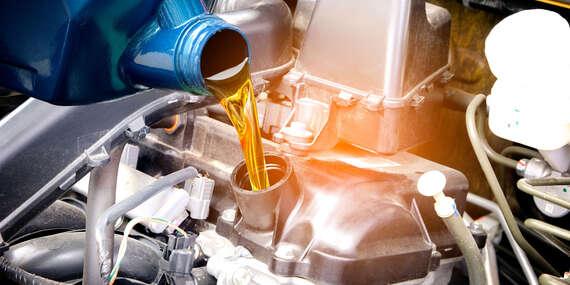 Výmena motorového oleja a olejového filtra, aj s možnosťou pick-up servisu/Bratislava - Podunajské Biskupice