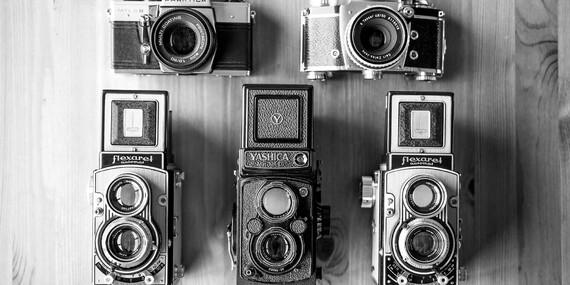 Analógová fotografia: workshop pre začiatočníkov/Bratislava - Ružinov