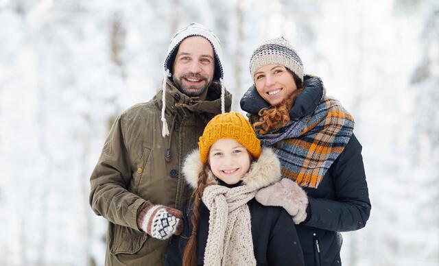3% Nízké Tatry: 3-6 denní rodinný pobyt pro DVA v…